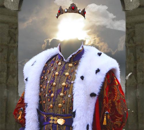 Сказочные шаблоны: Король