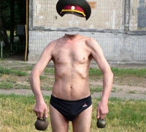 Приколы фотошопа для мужчин: Непобедимая армия