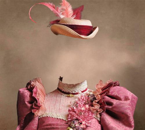 Женские шаблоны для фотошопа: Светская дама
