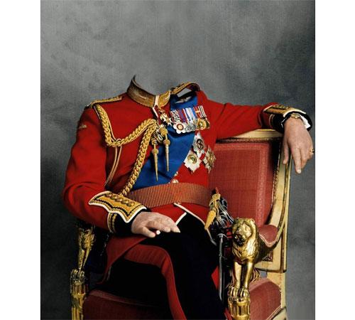 Мужские шаблоны для фотошопа: Наследный принц