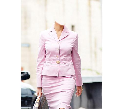 Шаблоны - профессии: Бизнес леди