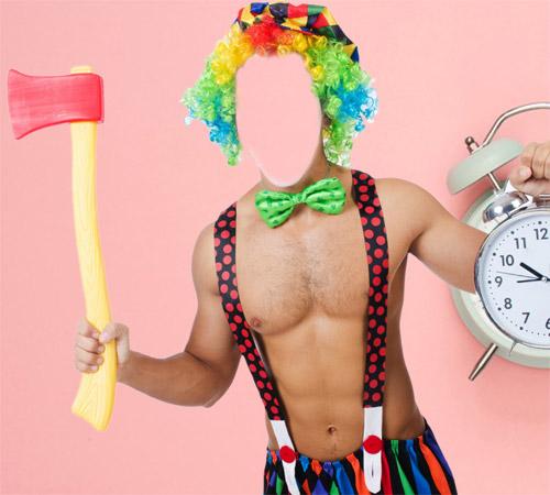 Приколы фотошопа для мужчин: Пора вставать!!!!!