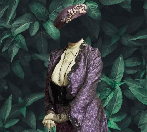 Женские шаблоны для фотошопа: Графиня