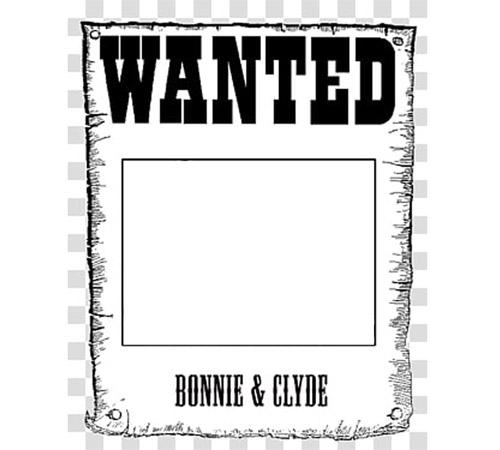 Шаблоны из кинофильмов: Wanted Bonnie & Clyde