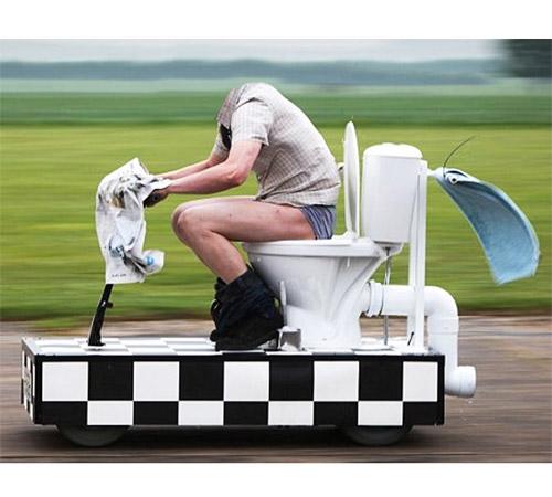 Приколы фотошопа для мужчин: Скорость превыше всего!